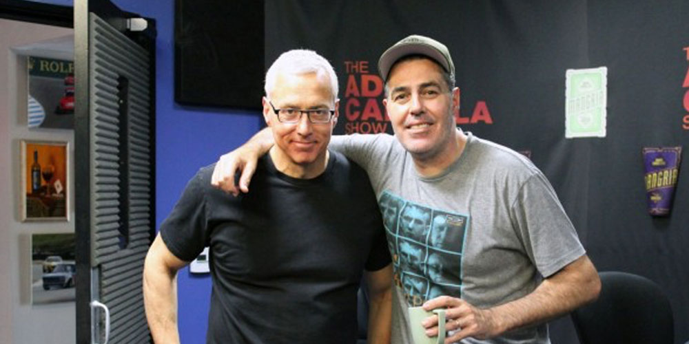 #725: Social Media Impact – The Adam And Dr. Drew Show
