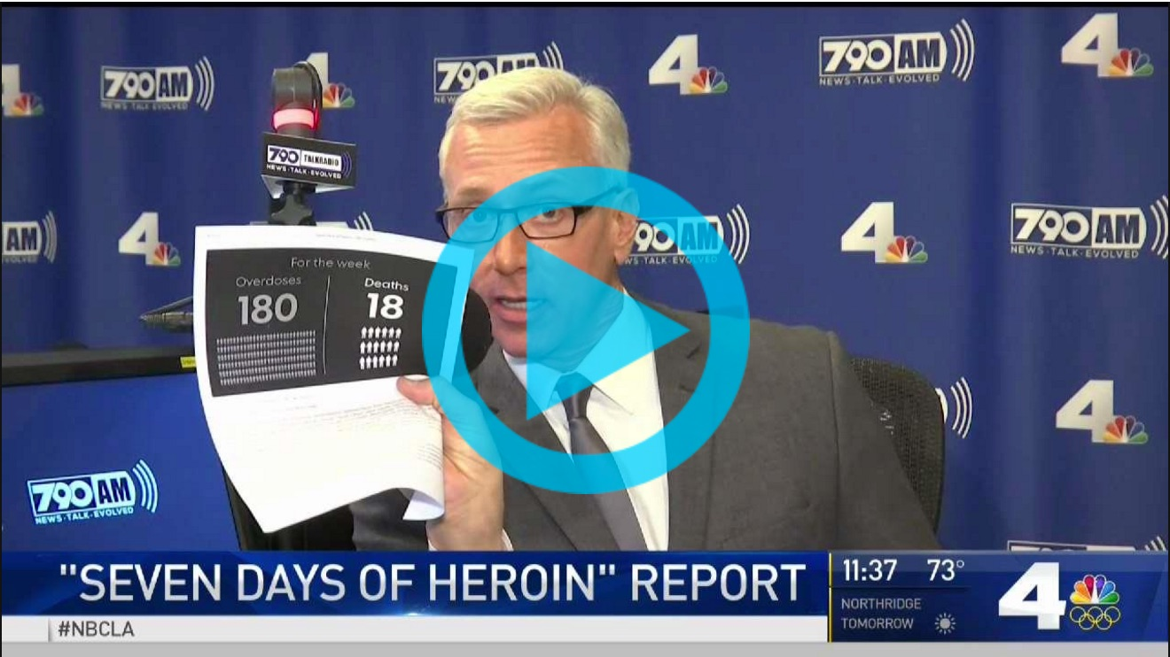 Dr. Drew on NBC4: Conversation Needs To Shift To Treatment Of Heroin Addiction
