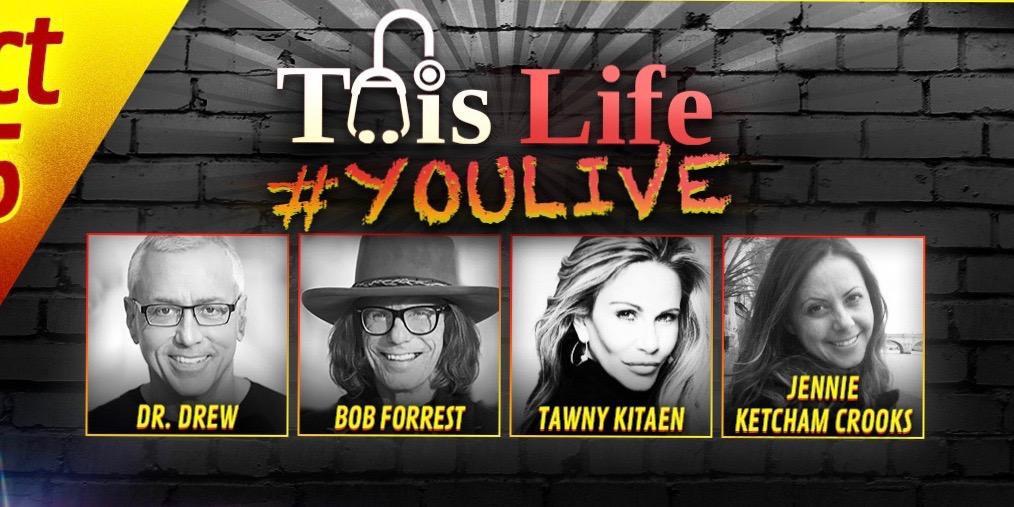 #YOULIVE 105: Tawny Kitaen / Jennifer Ketcham