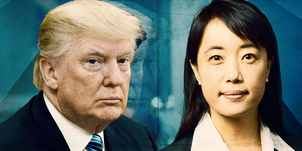 Choose Your Words Carefully: Dr. Bandy X Lee Clarifies President Trump Mental Health Comments