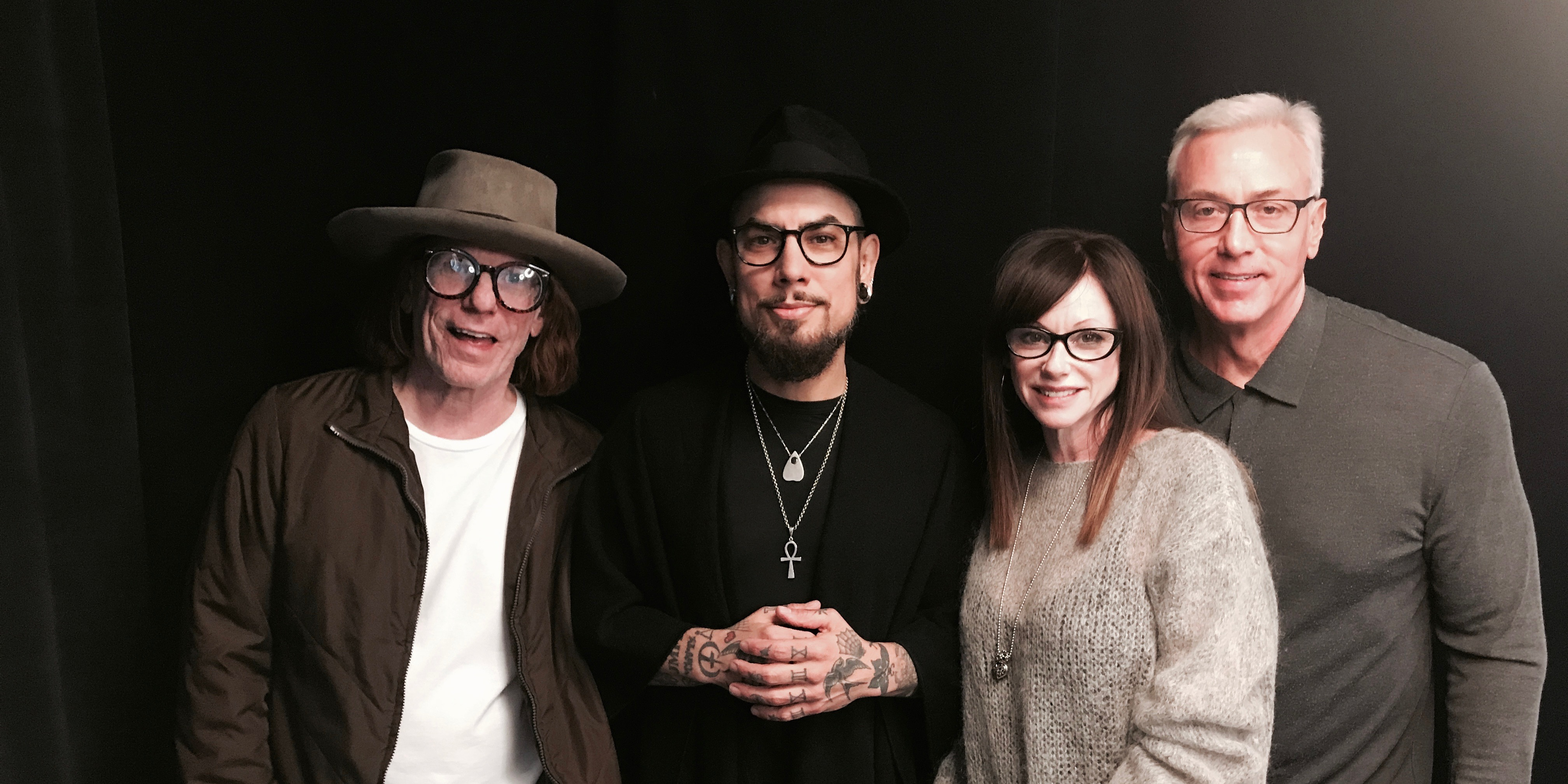 #YOULIVE 122 – Dave Navarro,  Shelly & Bob