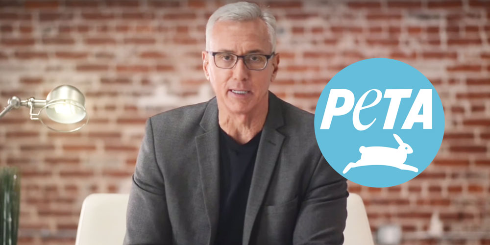 Dr. Drew and PETA Team Up to 'Fix' Animal Homelessness in Los Angeles