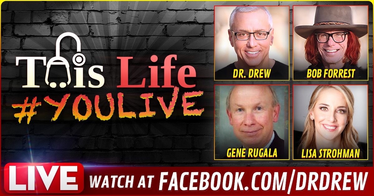 #YOULIVE 123 – Dr. Lisa Strohman And Gene Rugala