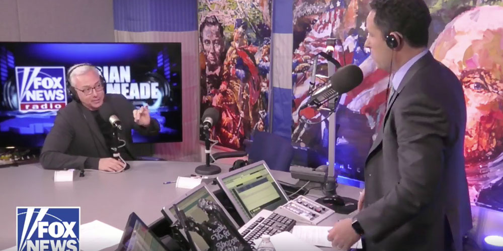 Dr. Drew On The Brian Kilmeade Show: Nunberg, Guns, Tariffs, and more
