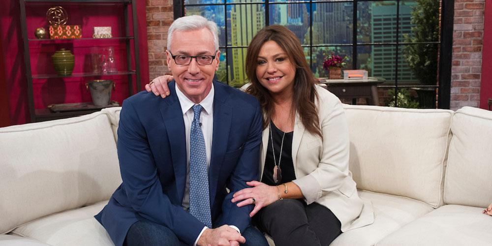 Watch Dr. Drew on The Rachael Ray Show: March 12, 2018