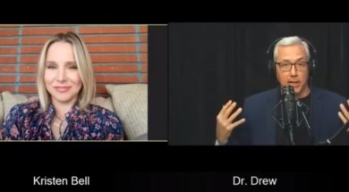 kirsten bell and dr drew
