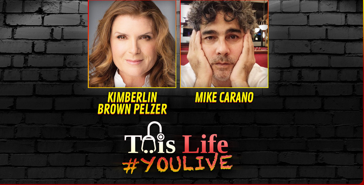 #YOULIVE 131 – Kimberlin Brown Pelzer