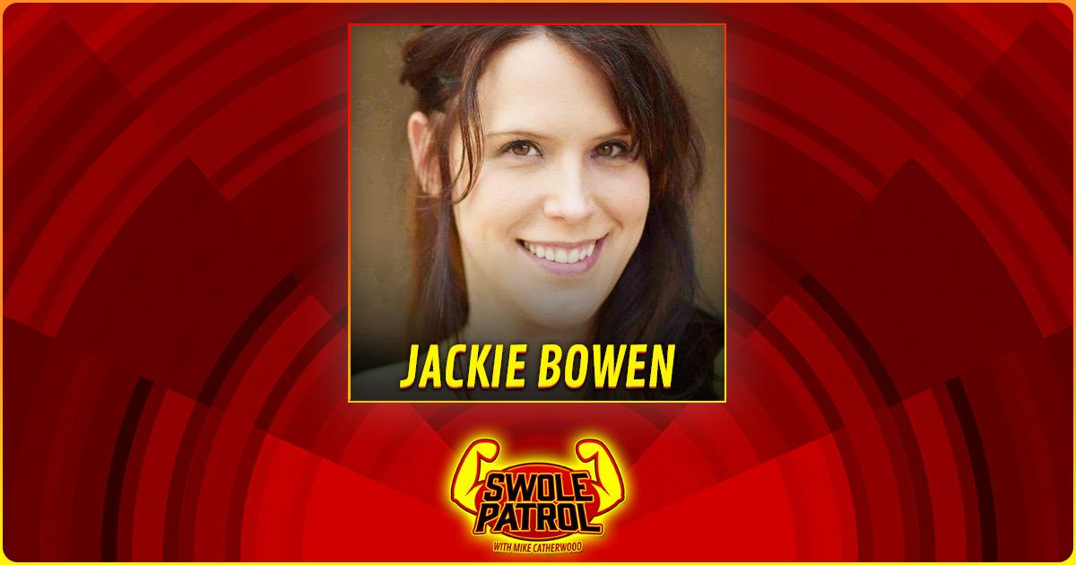 Swole Patrol 06: Jackie Bowen