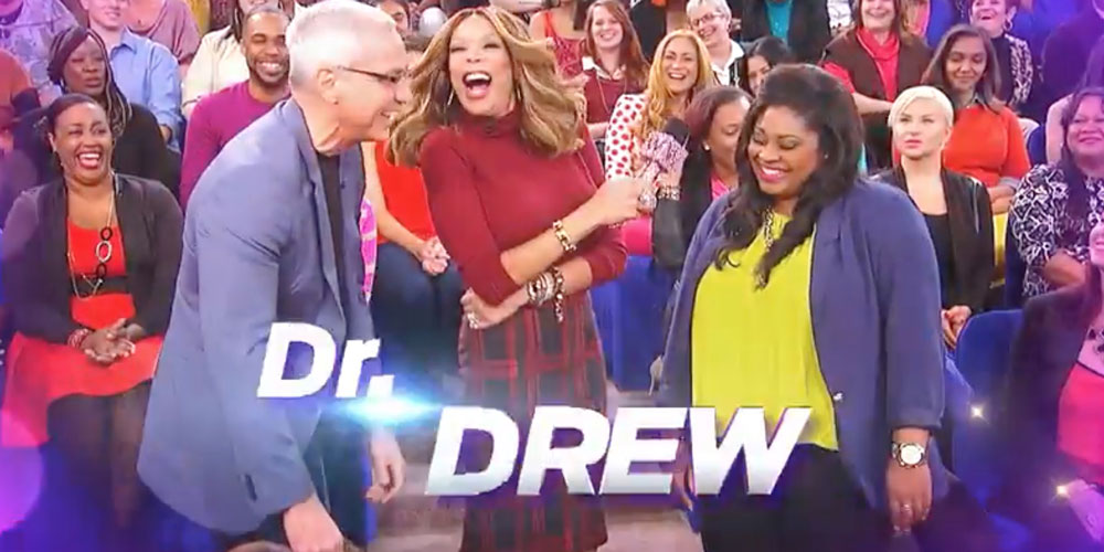 Watch Dr. Drew On Wendy Williams This Thursday April 26