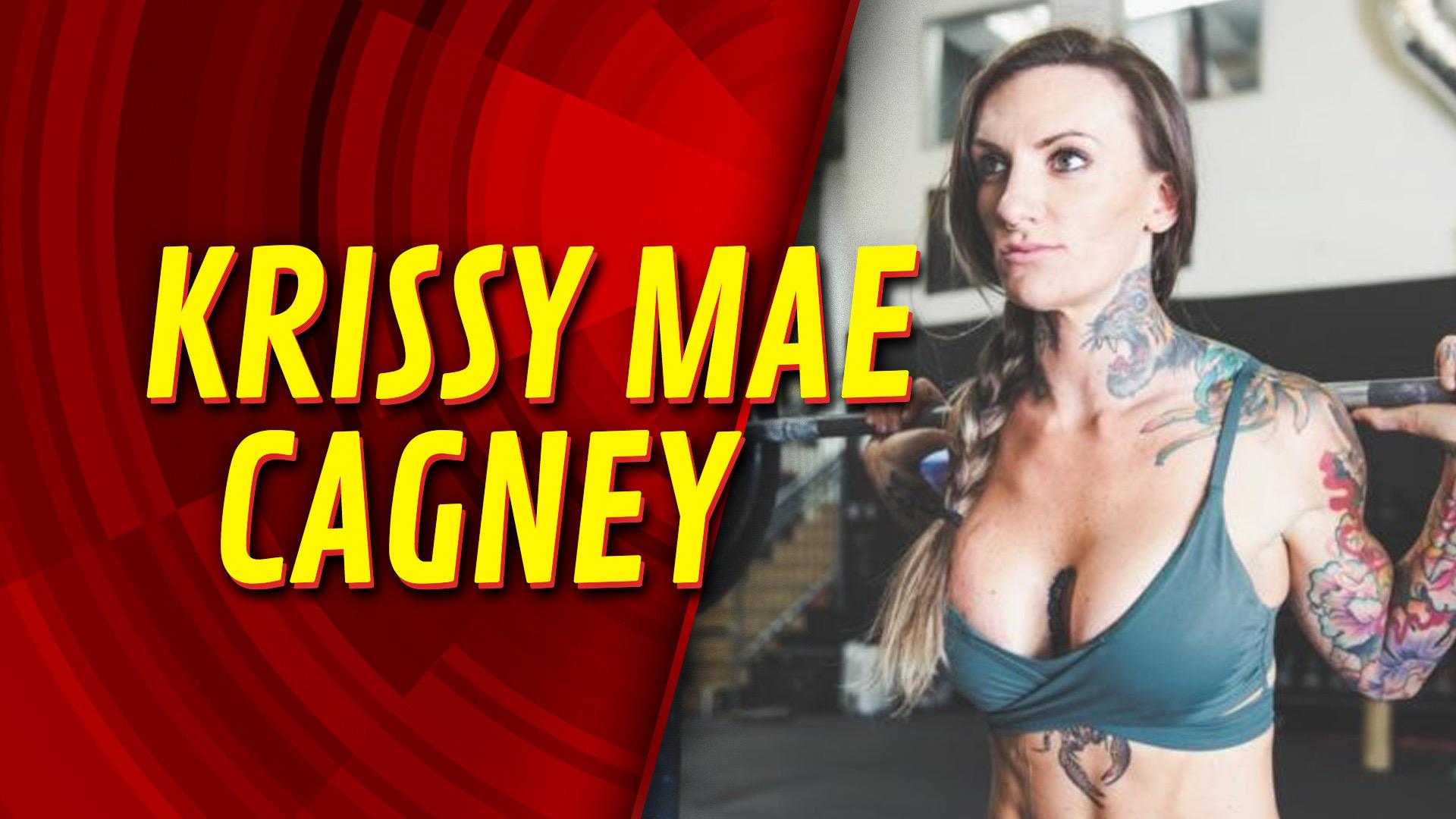 Swole Patrol 09: Krissy Mae Cagney
