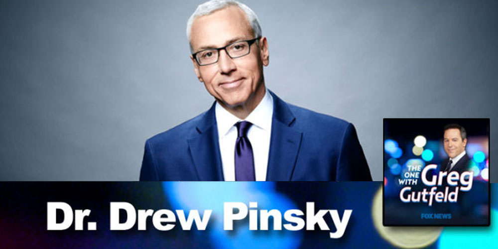 Mental Health and the Opioid Crisis: Dr. Drew Discusses on The One With Greg Gutfeld
