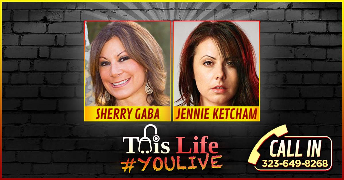 #YOULIVE 138 – Sherry Gaba and Jennie Ketchum