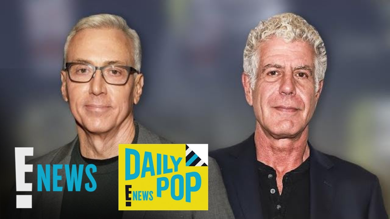 Anthony Bourdain's Suicide: Dr. Drew Discusses On E! News' Daily Pop