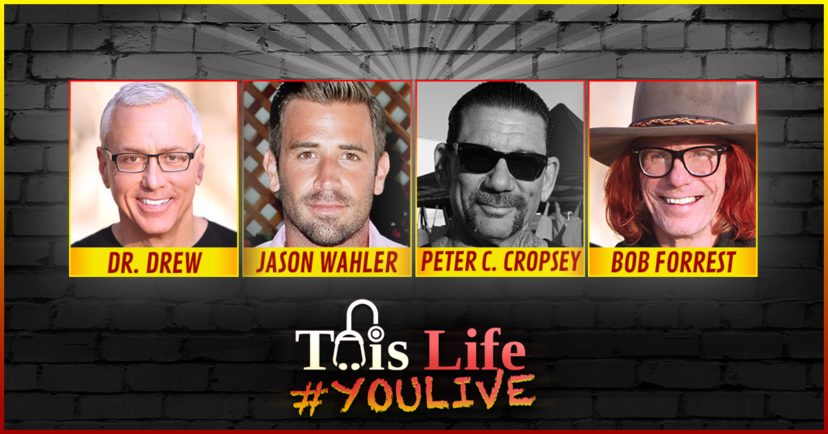#YOULIVE 140 – Jason Wahler and Pete Cropsey