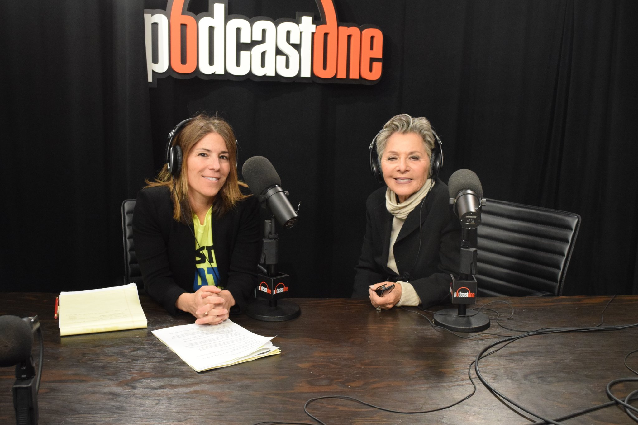 Barbara Boxer and Nicole Boxer [Episode 335]