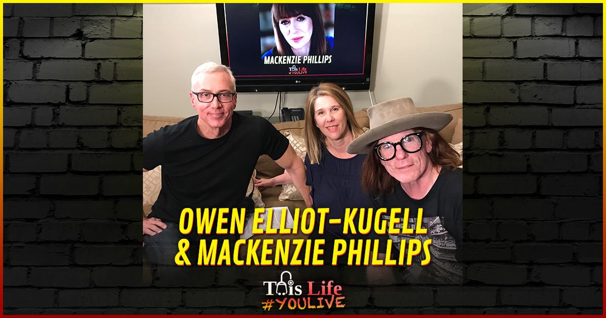 #YOULIVE 147 -Mackenzie Phillips / Owen Elliott Kugel