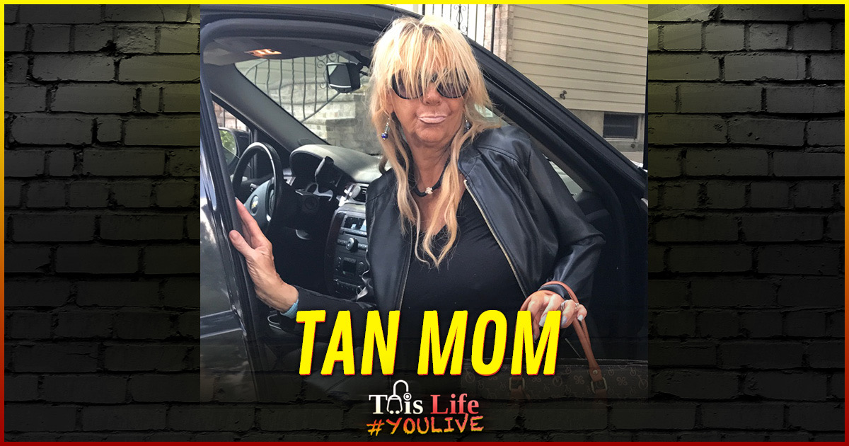 #YOULIVE 146 – Tan Mom Patricia Krentcil / Jason Ellis