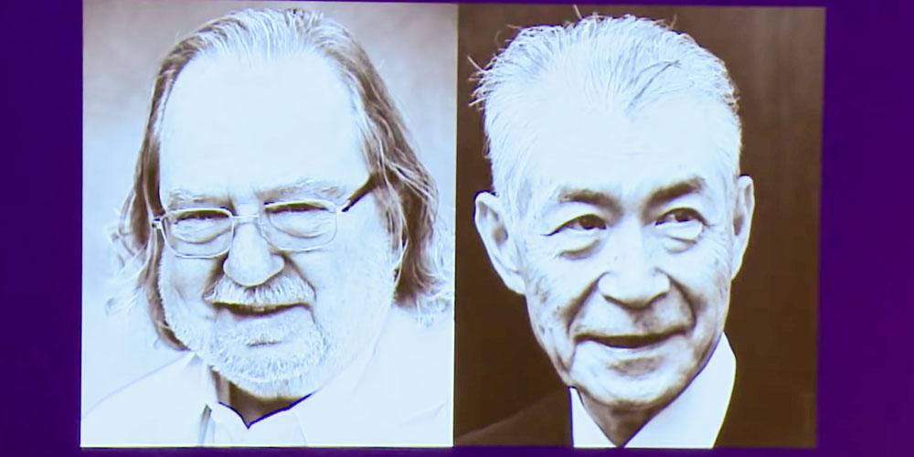 Immunotherapy Pioneers Win Nobel Prize
