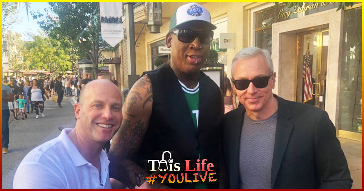 #YOULIVE 157 – Celeb Rehab Alum Dennis Rodman And Darren Prince