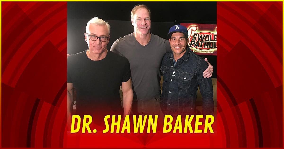 Swole Patrol 25: Carnivore Dr Shawn Baker