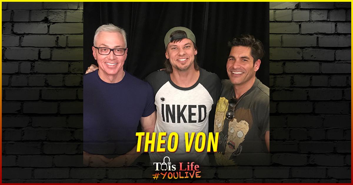 #YOULIVE 169 – Theo Von