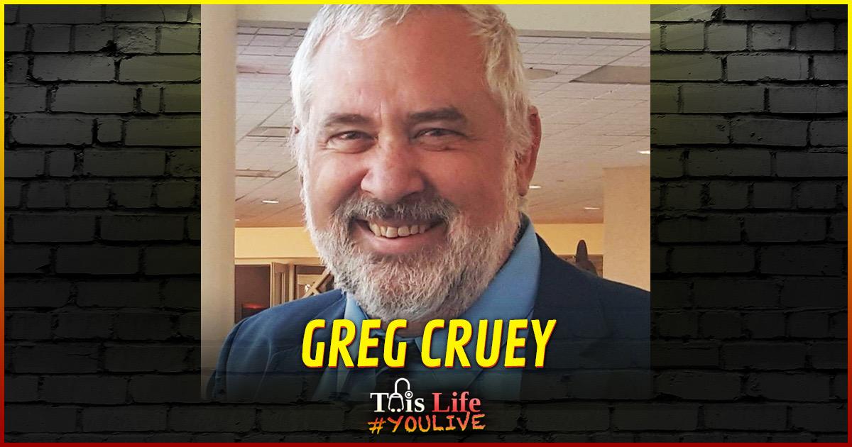 Middle School Teacher Greg Cruey