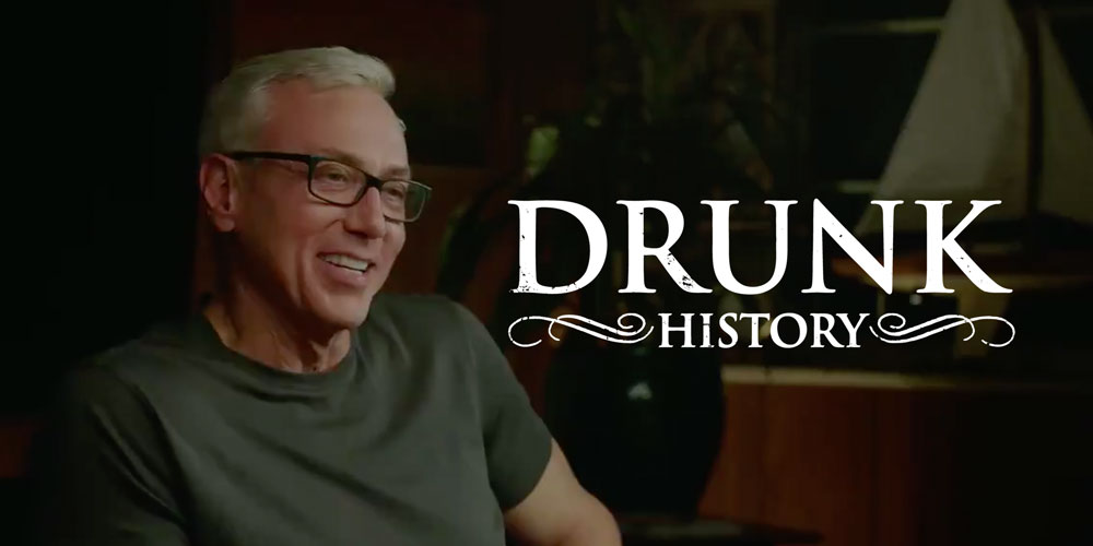 Drunk History Christmas Special 2019 Dr. Drew On Drunk History: LSD and Dolphin Sex | Dr. Drew Official