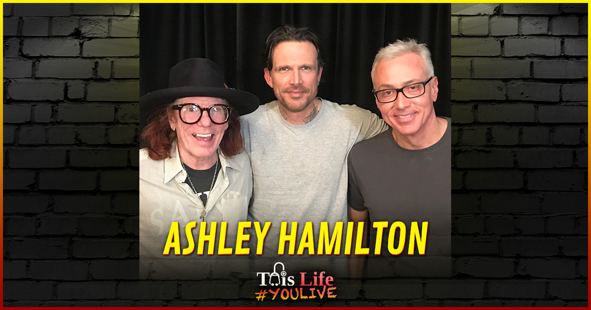 #YOULIVE 174 – Ashley Hamilton
