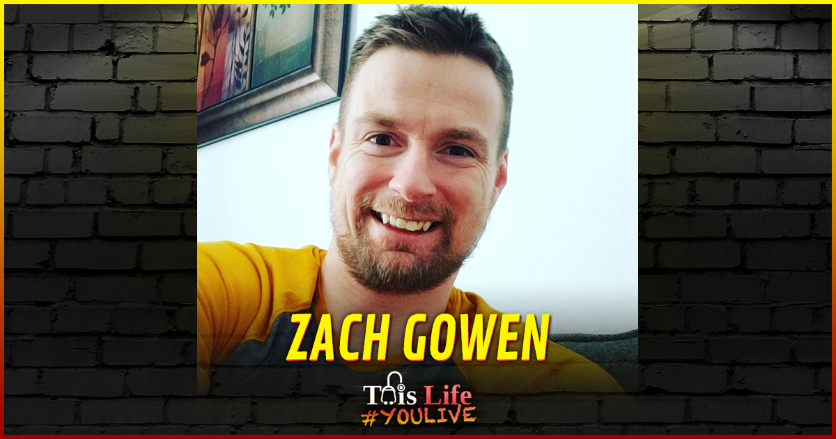#YOULIVE 177 – WWE Amputee Zach Gowen
