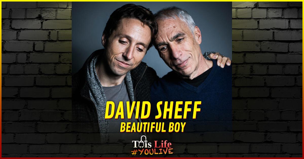 Beautiful Boy Author David Sheff
