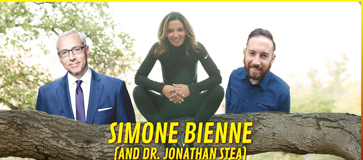 Love Cannabis? Simone Bienne & Dr. Jonathan Stea Answer Questions About CBD and THC