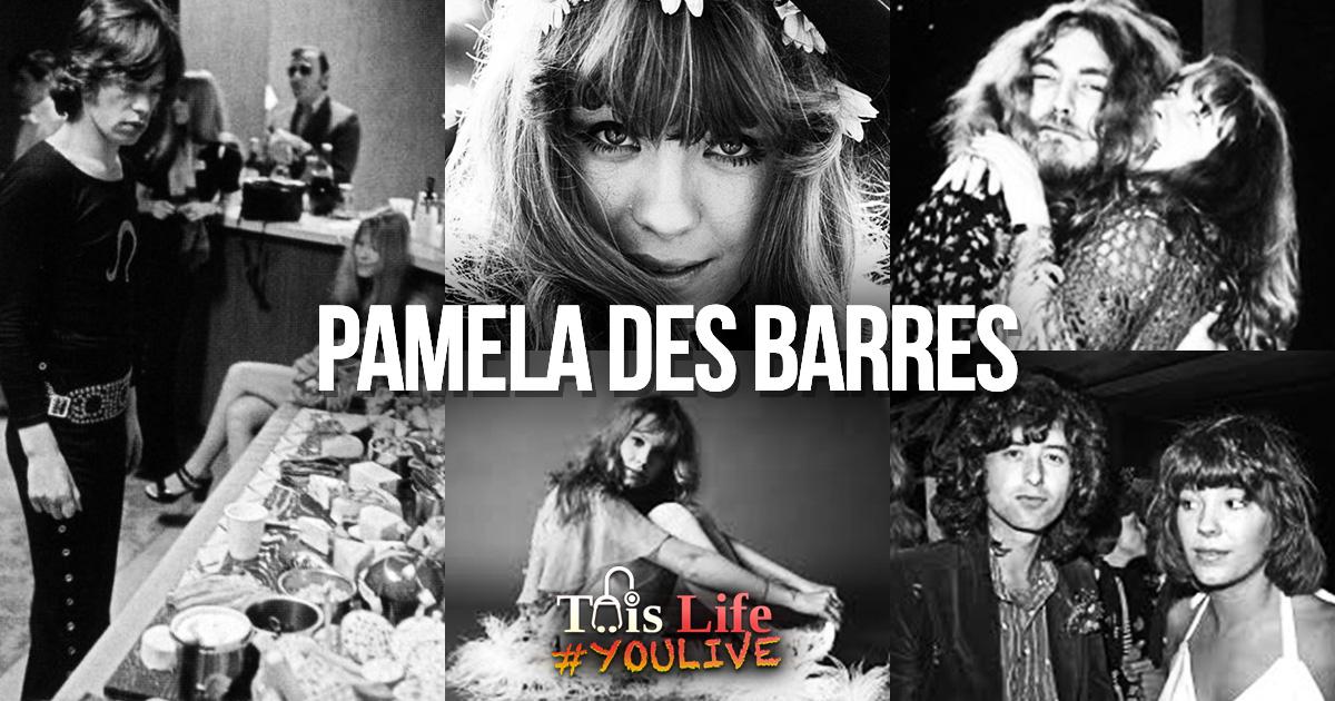 Legendary Groupie Pamela Des Barres