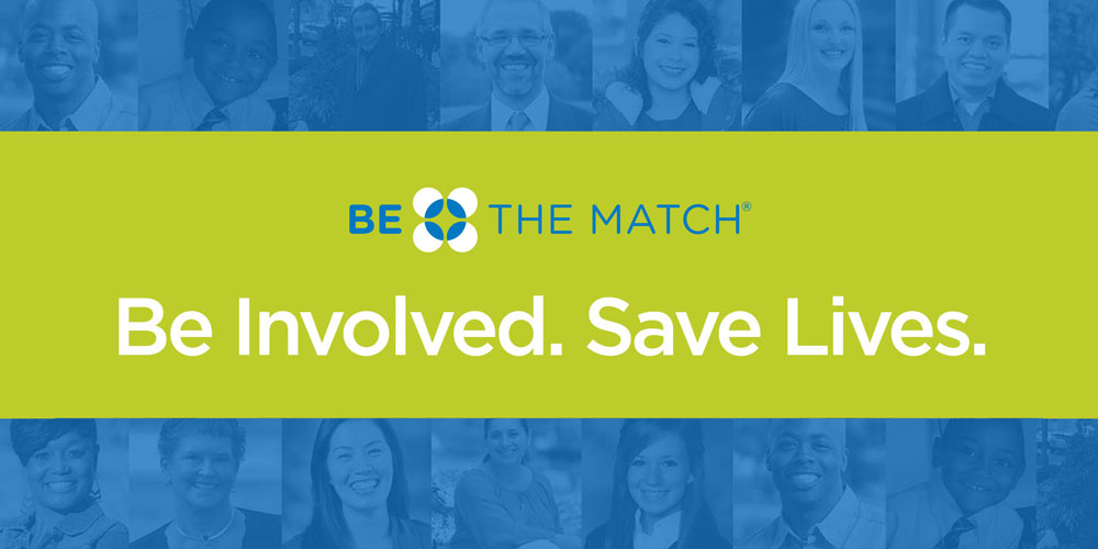 Be The Match!!