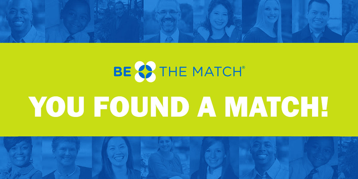 You Found a Match!