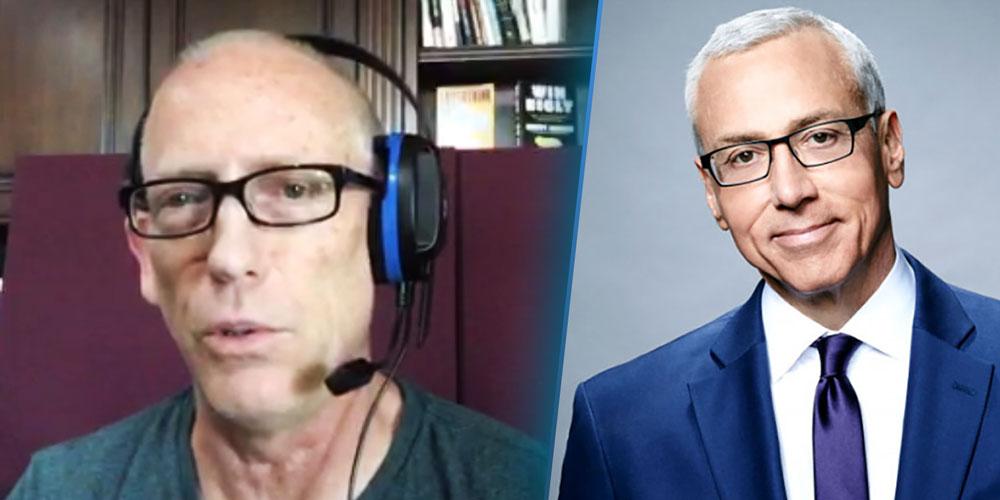Trump, Iran, LA Homeless & More: Dr. Drew Speaks On Scott Adams' Periscope