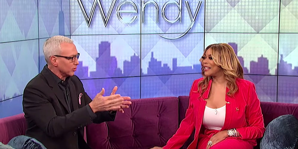 Demi Moore, Threesomes, and LA Homeless: Dr. Drew Speaks on The Wendy Williams Show