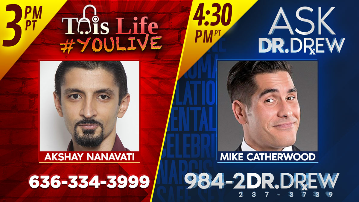 Nov 17: Live Shows with Akshay Nanavati and Mike Catherwood