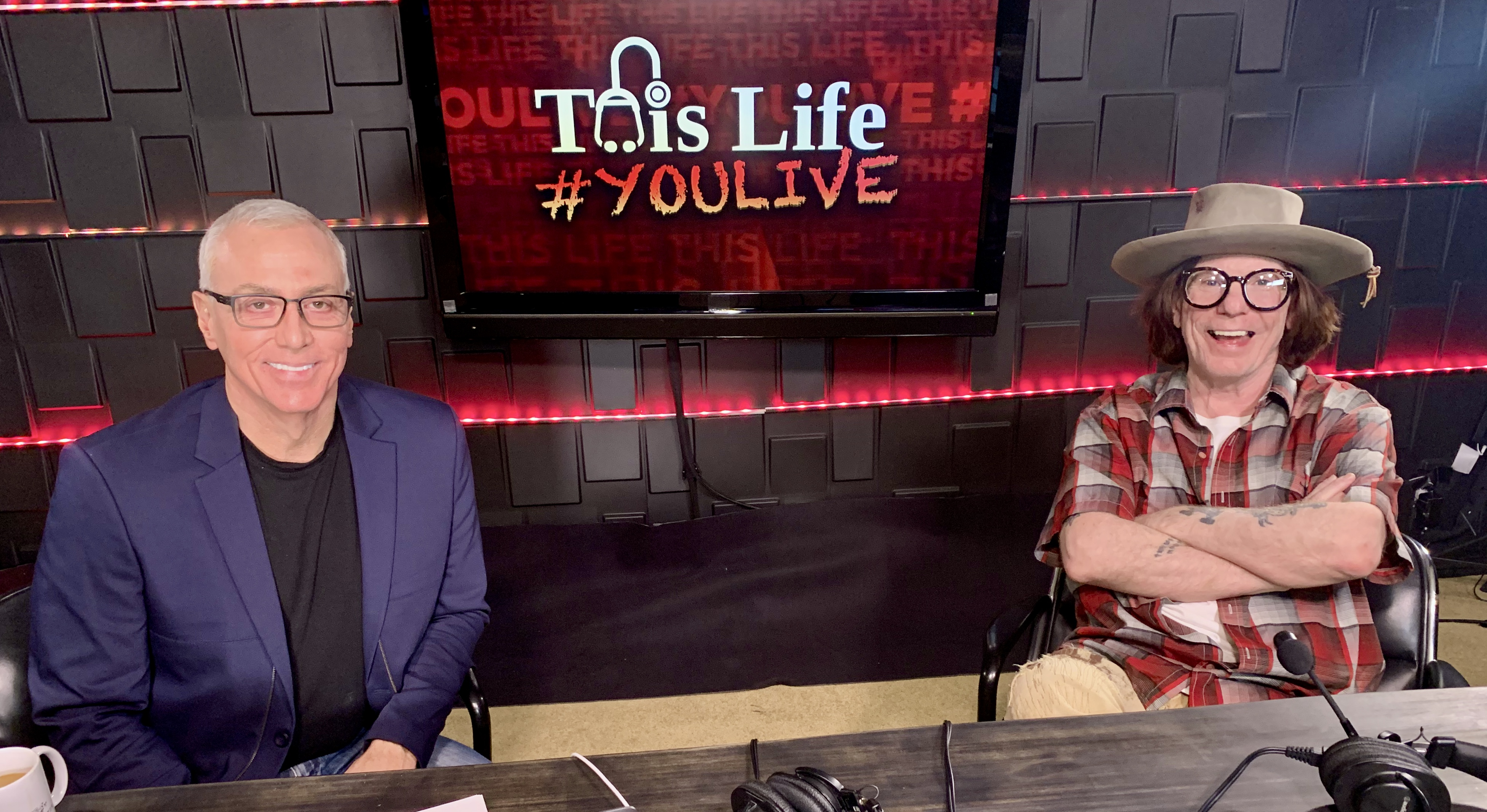 #YOULIVE 194- Rehab Bob Forrest Live Call-in Show