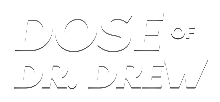 Dose of Dr. Drew - Show Logo