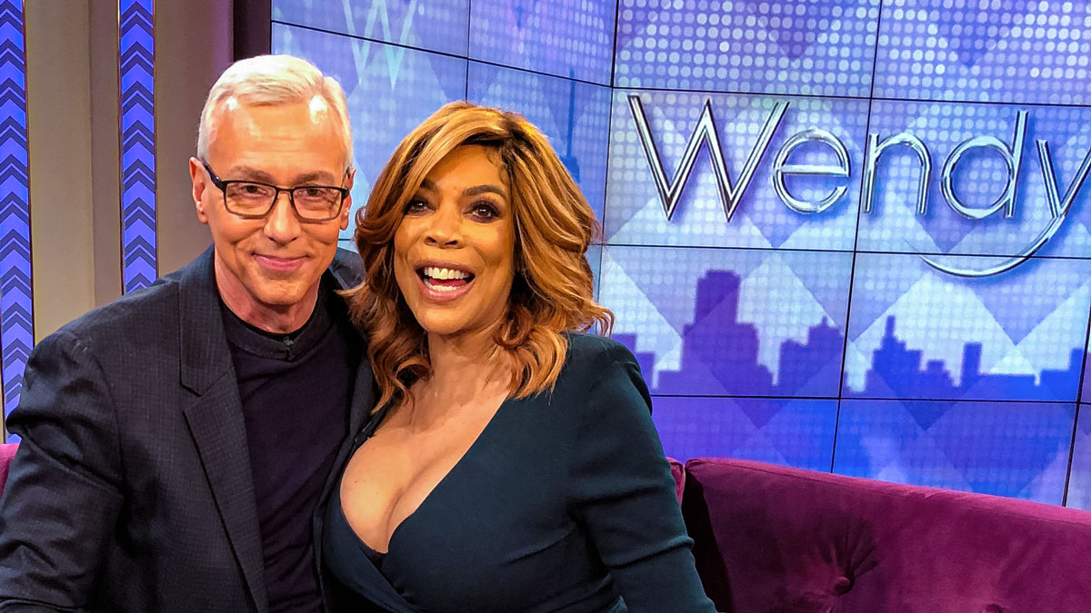 Dr. Drew & Wendy Williams Discuss Congress, The Masked Singer, & Demi Lovato's Comeback