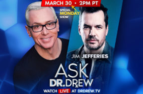 BANNER–Ask-Dr-Drew–WIDE- March 30 – Jim Jefferies