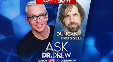 BANNER–Ask-Dr-Drew–WIDE- Duncan Trussell 2