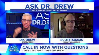 ask dr drew scott adams april 6 2020 thumbnail