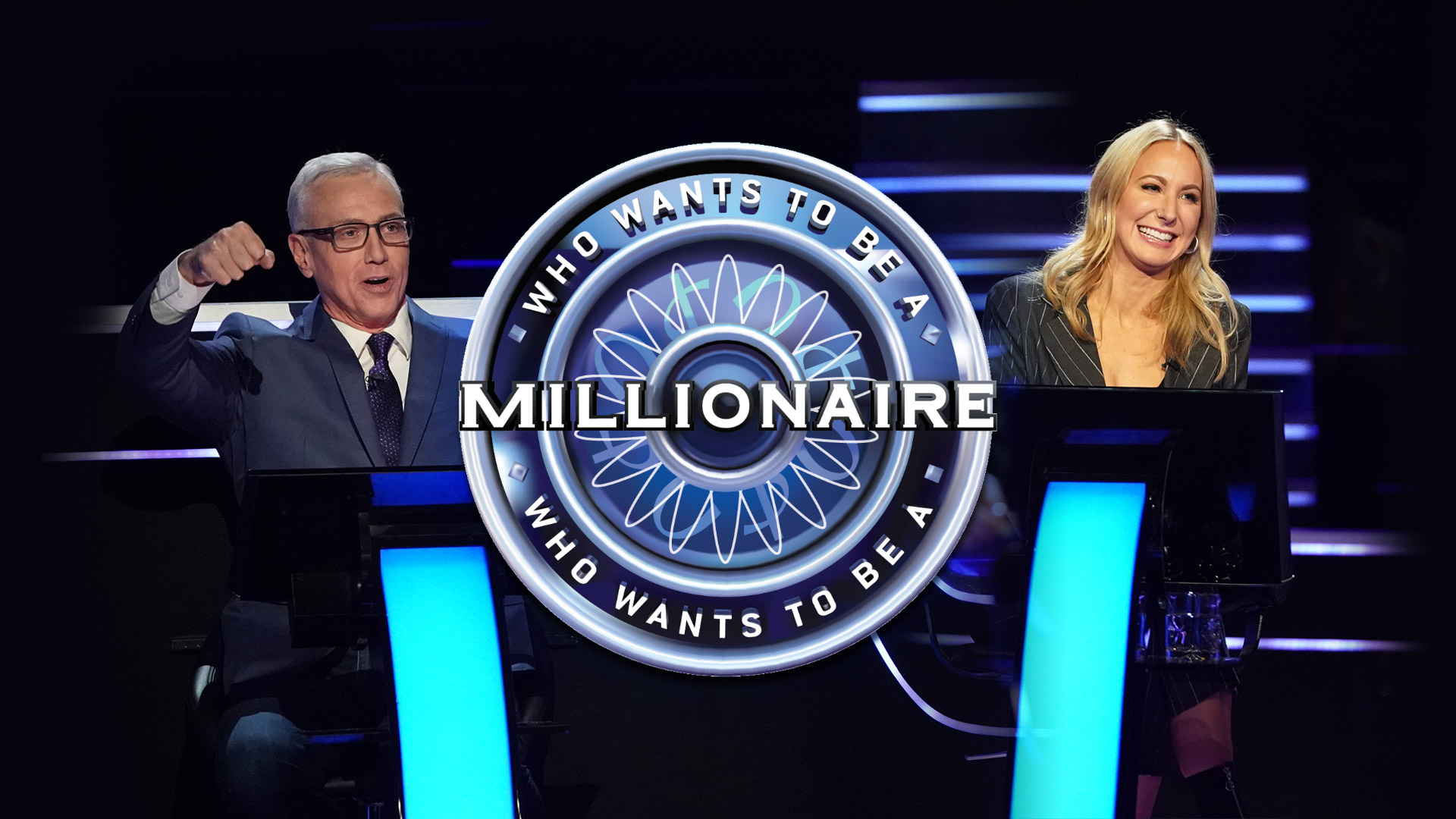 Who Wants To Be A Millionaire? Dr. Drew Helps Nikki Glaser For Charity