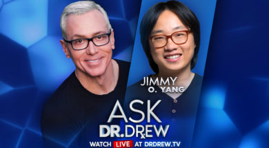 BANNER–Ask-Dr-Drew–WIDE- – Jimmy O Yang