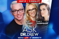 Ask Dr. Drew with Kat Timpf & Emily Hampshire - 5/8/2020