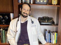 Dr David Rabin