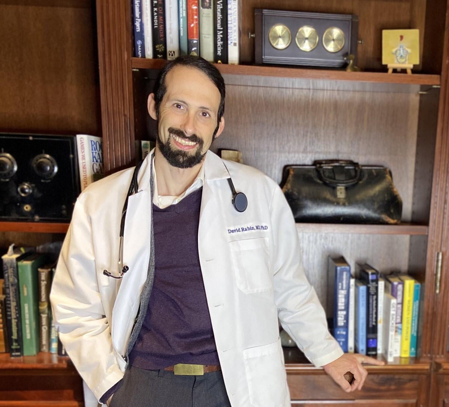 Dr. David Rabin [Episode 429]