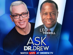 BANNER–Ask-Dr-Drew–WIDE- Leo Terrell