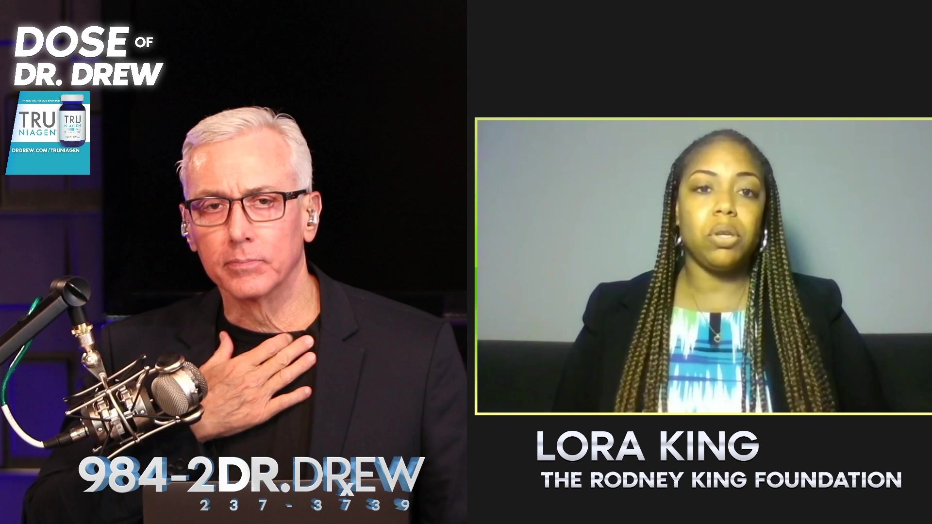 Lora King Speaks On George Floyd & Black Lives Matter Protests – 6-3-2020